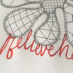 I believe her…