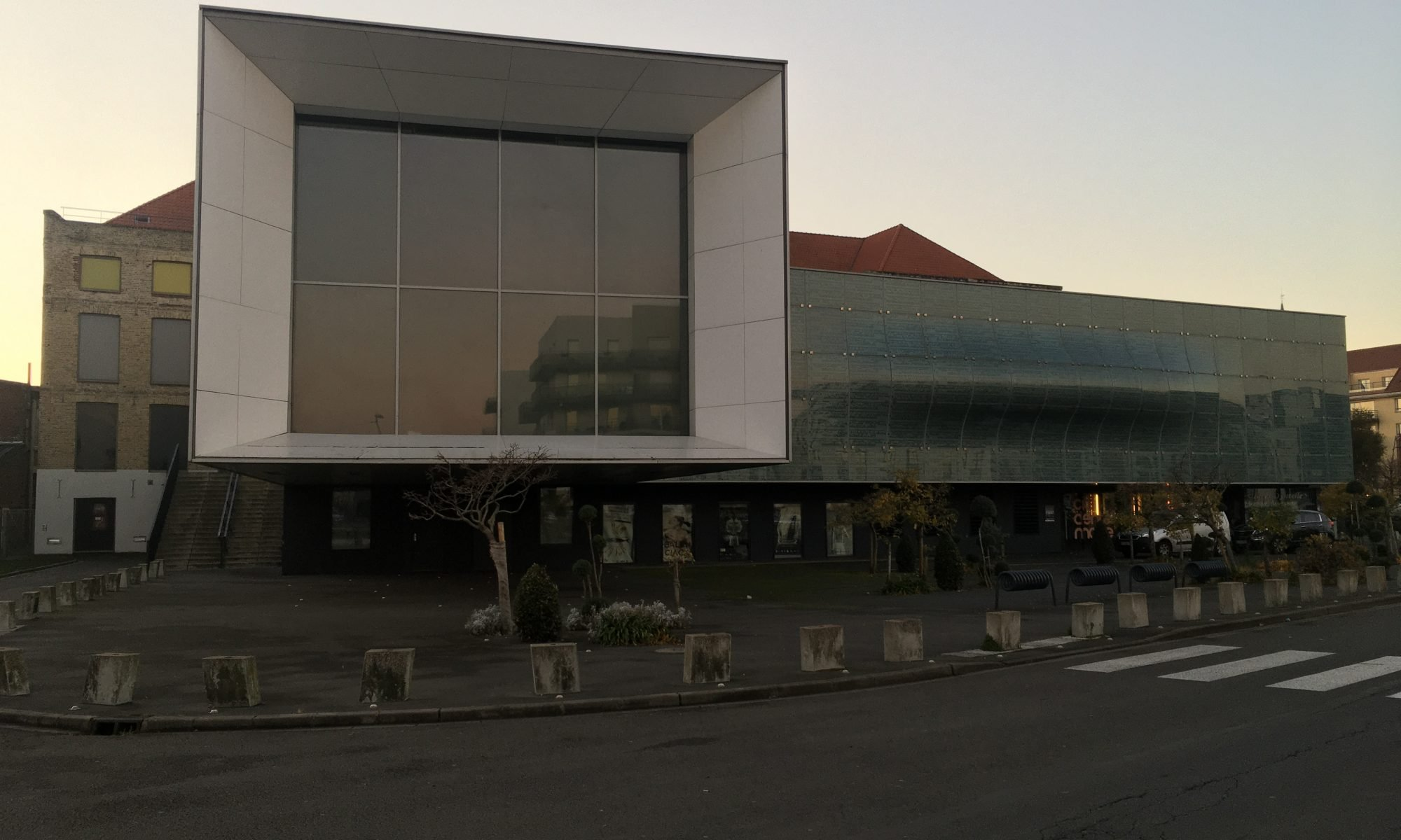 Calais lace museum 2019