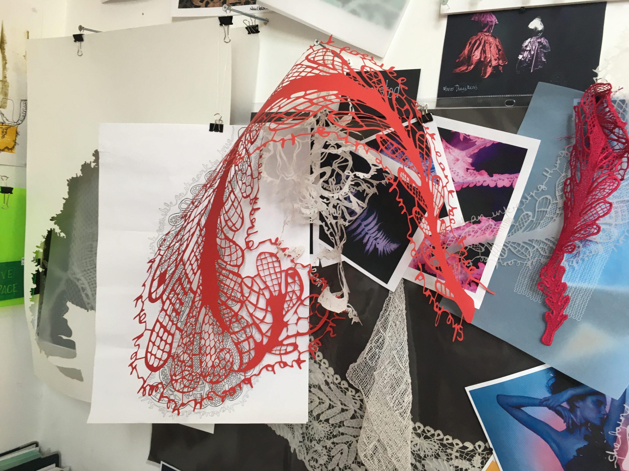 laser cut lace designs