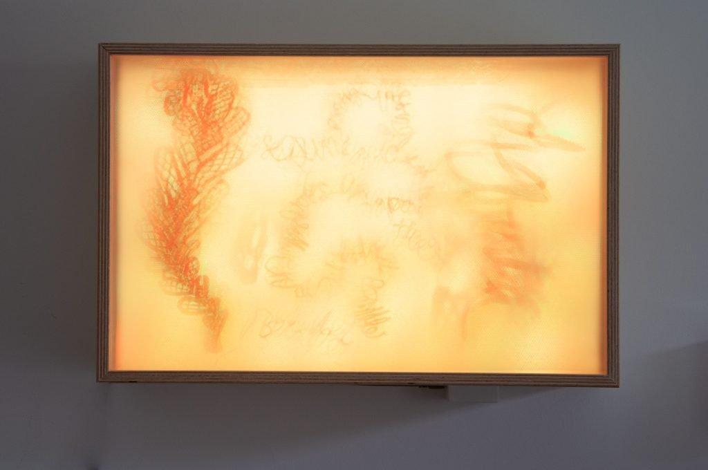 framed lacelightbox