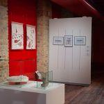 Contemporary Lace Art Exhibit